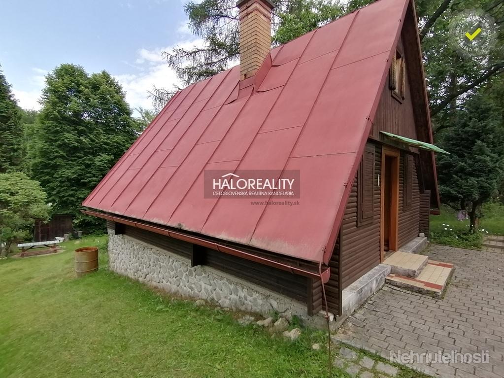 HALO reality - Predaj, chata Revúca