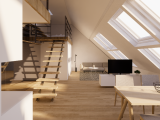 Arvin & Benet | Unikátny, vzdušný byt s jedinečnou atmosférou v centre mesta