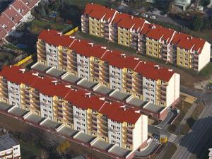 Bytový komplex Dynamik Novostavba Nitra