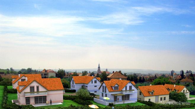 Pozemky a rodinné domy Modra - Vŕšky