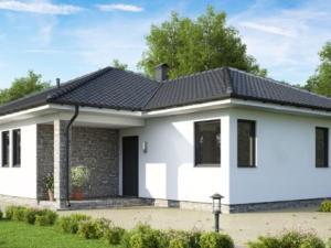 Zátišie - rodinné domy s pozemkom Novostavba Slovenský Grob