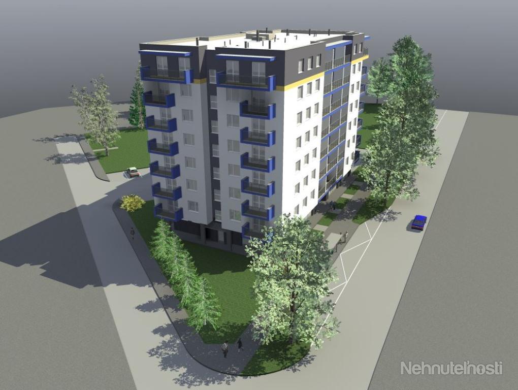 Corrib Tower - všetky byty predane!