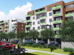 Bytový komplex Nad Kovancom Novostavba Stará Ľubovňa