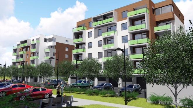 Bytový komplex Nad Kovancom