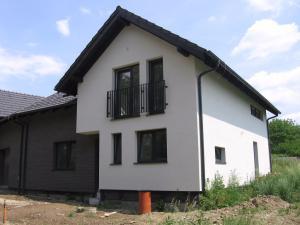 Rodinné domy Sedmokráskova ulica - Vypredaný