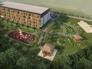 Rezidenčný komplex CITY PARADISE 2 Novostavba Prešov