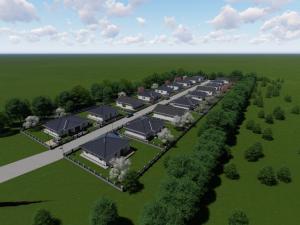 Nový Lapáš - projekt 21 domov v Malom Lapáši Novostavba Malý Lapáš