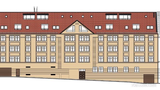 Bytový dom Beskydská 10