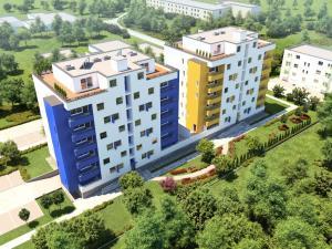 ZIPCITY Nitra: Nové byty pri parku - TOP LOKALITA Novostavba Nitra