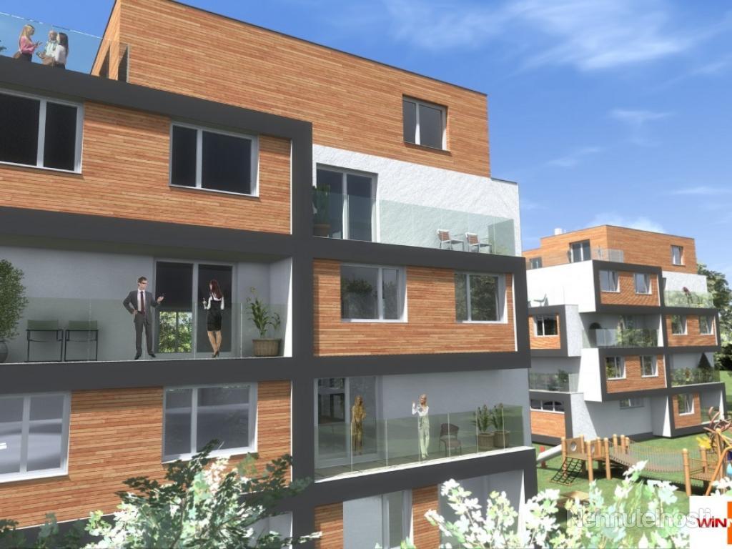 Rezidencia ŠALGOVIA – príjemné a moderné bývanie v1, 2, 3 a 4 – izbových bytov
