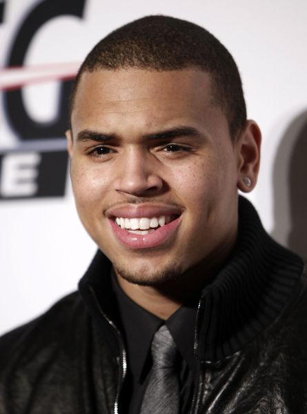 8. Chris Brown
