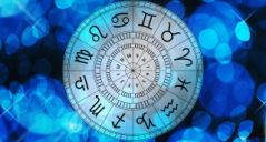 Zodiac astrology signs for horoscope