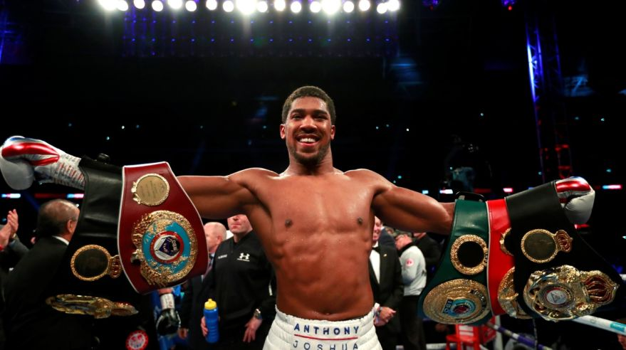 Anthony Joshua vs. Alexander Povetkin