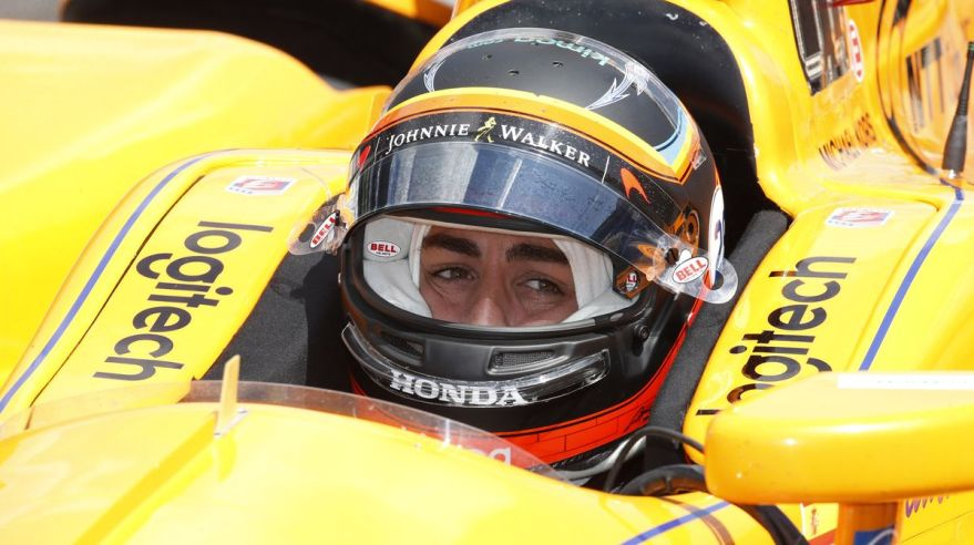 Fernando Alonso Indy500 maj17 Reuters