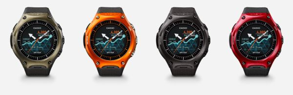 Casio WSD-F10 Smart Outdoor Watch (zdroj: Casio)
