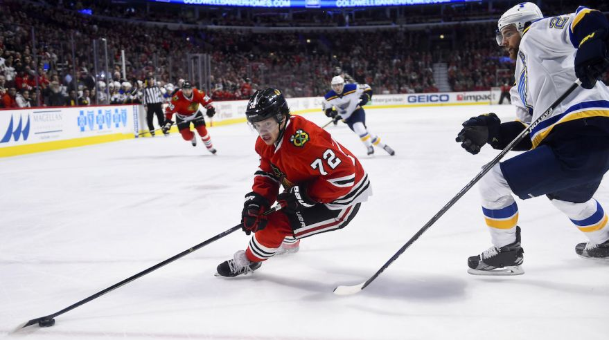 Panarin, video dna