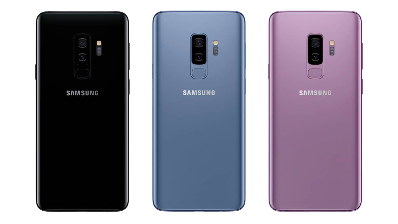 samsung galaxy s9 and s9 plus preorder guide for uk ign. Black Bedroom Furniture Sets. Home Design Ideas