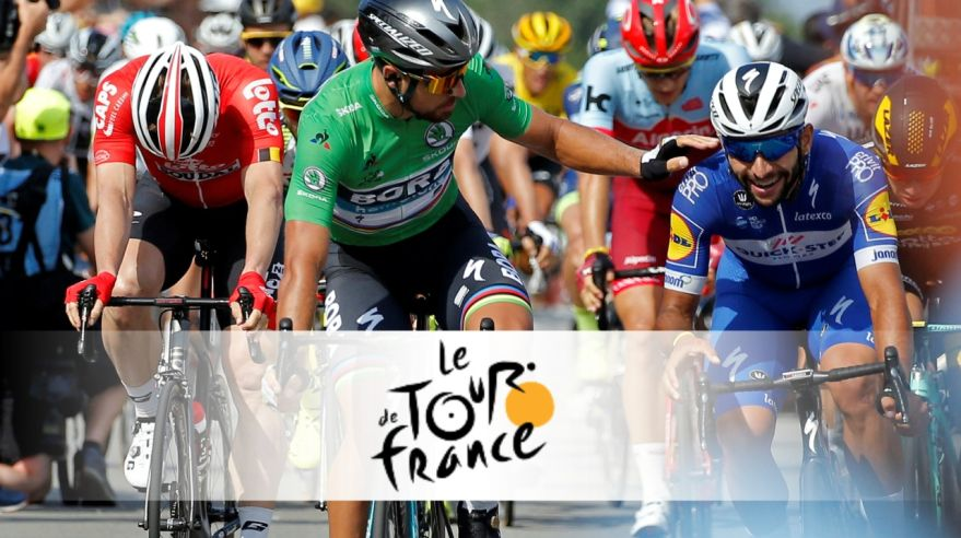 ONLINE: Le Tour de France - Peter Sagan.