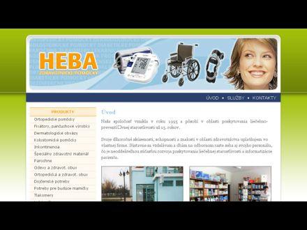 www.heba.sk
