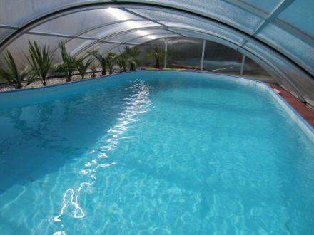Zastrešenie bazénov POOLOR, obr. 1