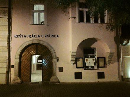 Reštaurácia u Zvonca, obr. 1