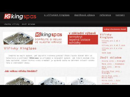 www.kingspas.cz