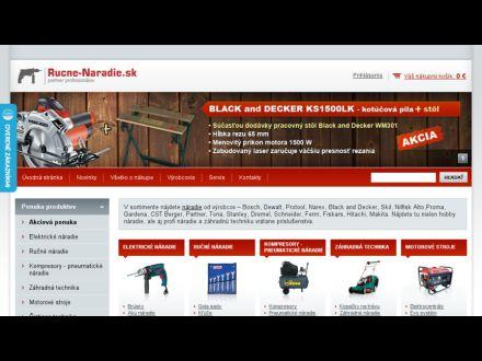 www.rucne-naradie.sk