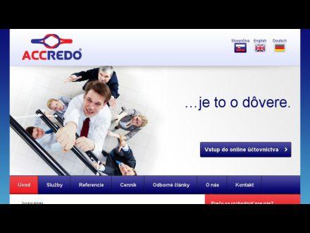 www.accredo.sk/