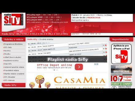 www.radiosity.sk