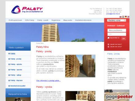 www.eur-palety.sk