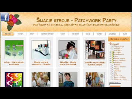 www.patchworkparty.sk