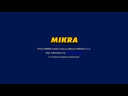 www.mikralight.sk