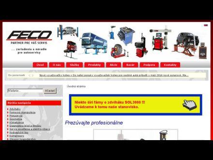 www.feco.sk