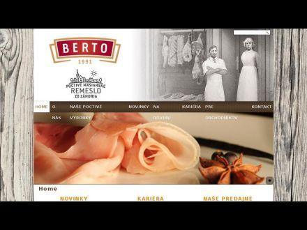 www.berto.sk