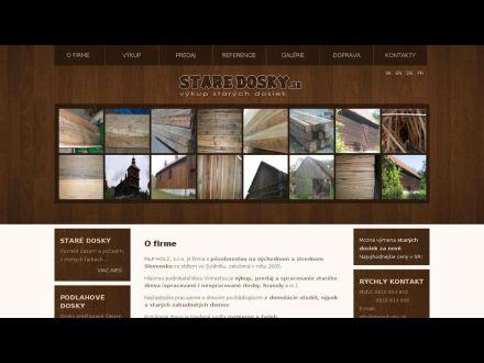 www.staredosky.sk
