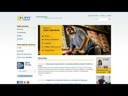 www.kodys.sk