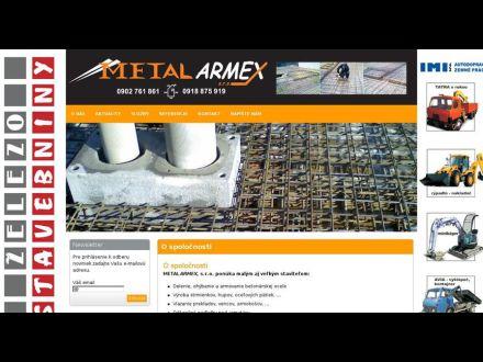 www.metalarmex.sk