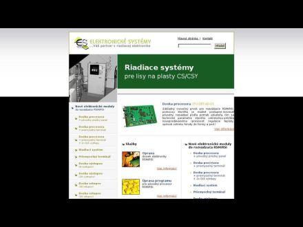 www.elektronicke-systemy.sk
