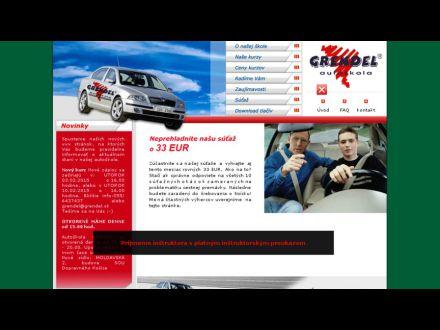 www.grendel.sk