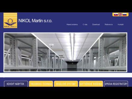 www.nikolmartin.sk