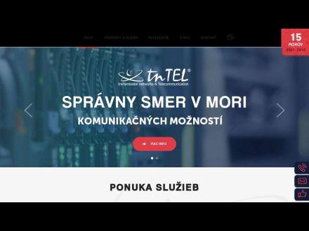 www.tntel.sk