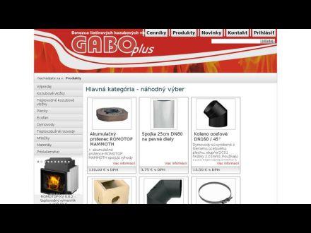 www.gaboplus.sk