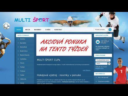 Ing. Peter Kločanka - MULTI šport cce43a08ef9