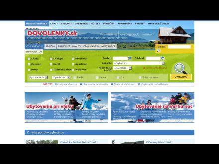 www.dovolenky.sk