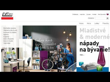 www.kika.sk