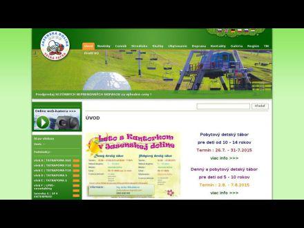 www.jasenskadolina.sk
