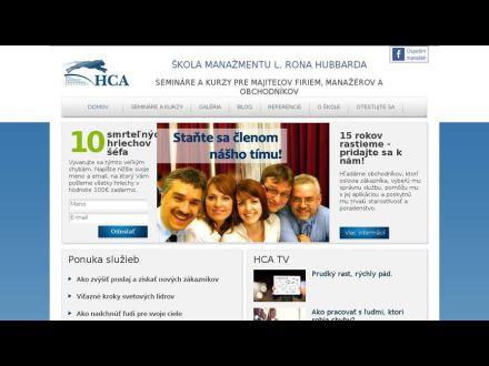 www.hcaslovakia.sk