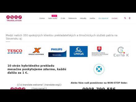 www.prelozime.sk