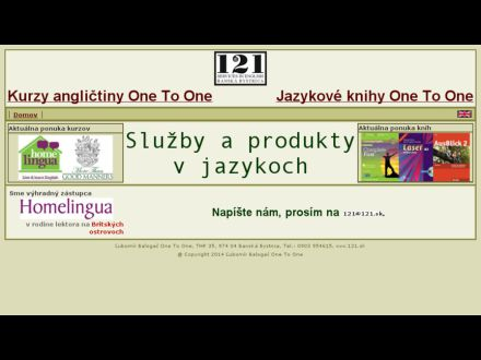 www.121.sk