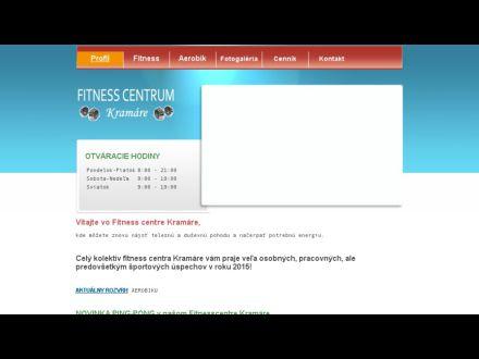 www.fitnesscentrumkramare.sk